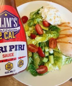 Slims Foods Low Calorie Piri Piri Sauce