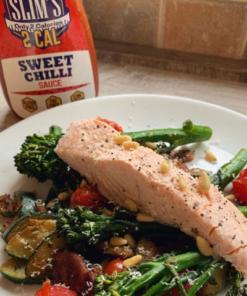 Slims Foods Low Calorie Sweet Chilli Sauce