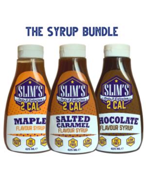 Slims Foods 2 Cal Syrup Bundle