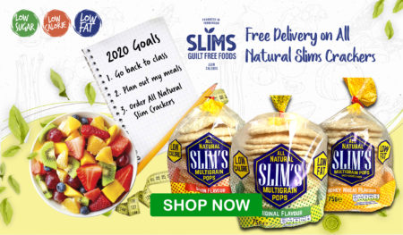 Low Fat All Natural Slims Free Delivery