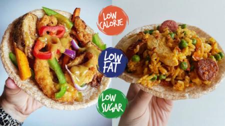Slims Low Calorie Christmas Treat Ideas