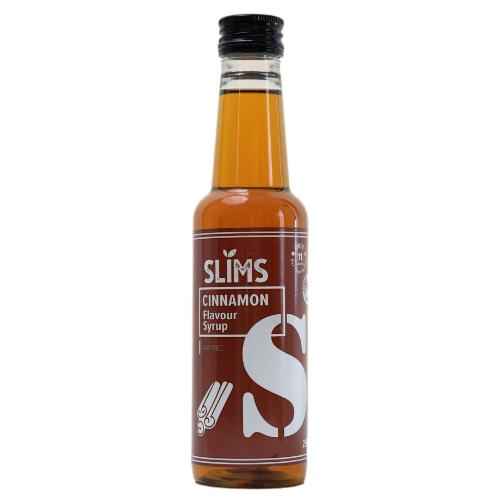 Cinnamon Coffee Syrup - Slims - 250ml