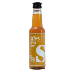 Toffee Coffee Syrup - Slims - 250ml