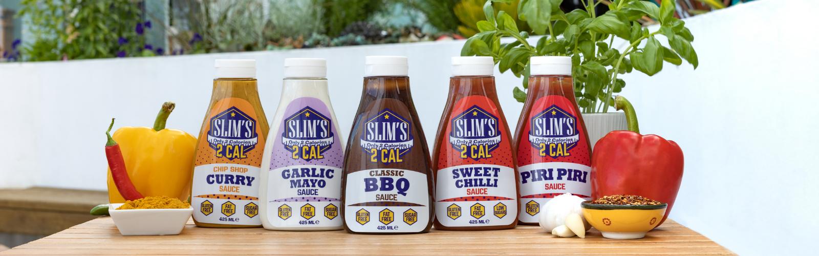 2 Cal Sauces Shop Page Banner